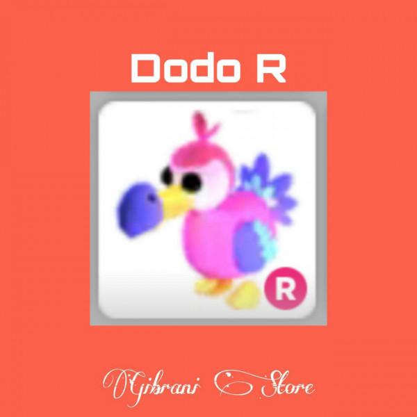 Dodo Ride (R) Adopt Me pet