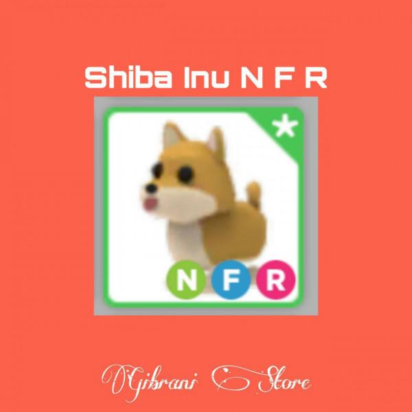 Shiba Inu N F R Adopt Me pet