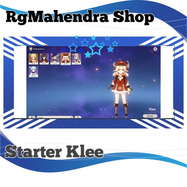 Starter Klee Dkk