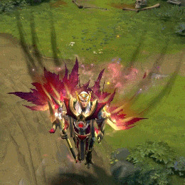 Wings of the Manticore (Skywrath Mage) S2 Unlock