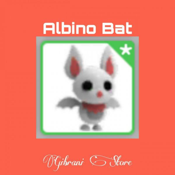 Albino Bat normal Adopt Me pet