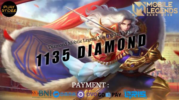 1135 Diamonds