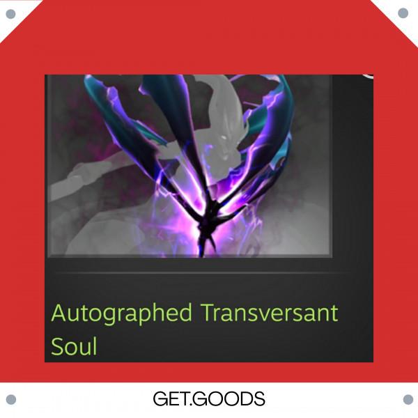 Autographed Transversant Soul