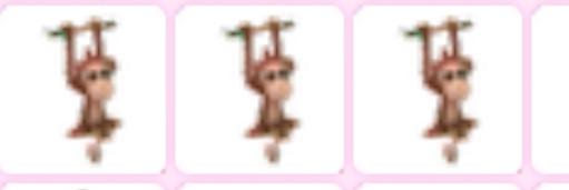 Paket 3 Monkey Pogo