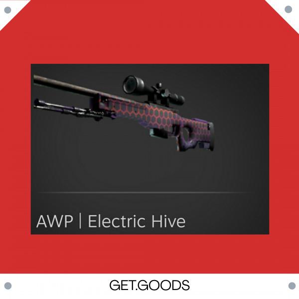 AWP | Electric Hive MW