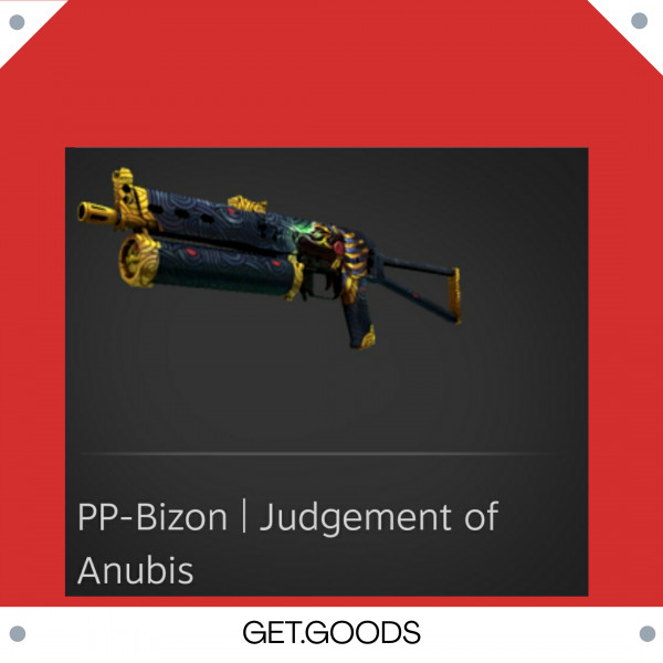 PP-Bizon | Judgement of Anubis FN