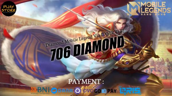 706 Diamonds
