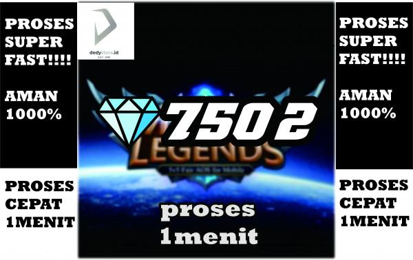 7502 Diamonds