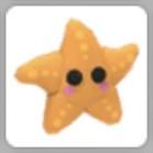 Normal Starfish (Ultra - Rare) Adoptme Pets