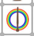 Rainbow Wand Adopt Me LANGKA
