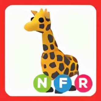 GIRAFFE ( NFR ) - ADOPT ME