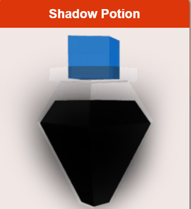 Shadow potion (bubble gum simulator)