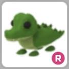 Ride Crocodile (Ultra- Rare) Adoptme Pets
