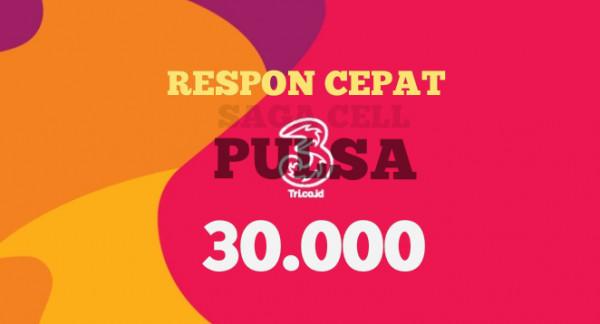 Pulsa Transfer 30000
