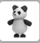 Panda Normal - Adopt Me