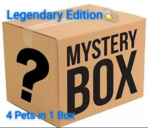 Mystery Box Legendary Adopt Me