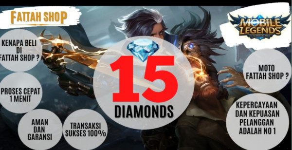 15 Diamonds
