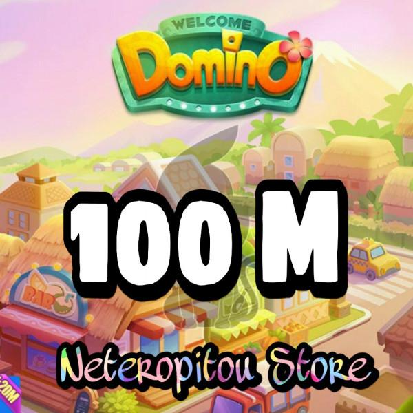 Top Up 100M Koin Emas-D