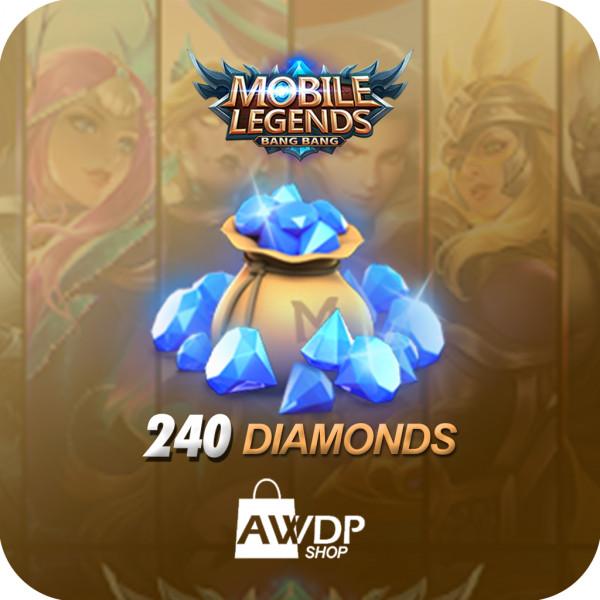 240 Diamonds