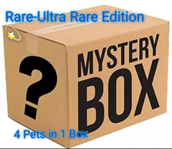 Mystery Box Rare/Ultra Rare Adopt Me