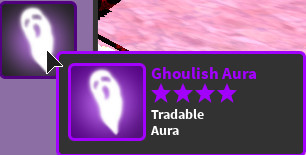 [LIMITED]Ghoulish Aura // World Zero