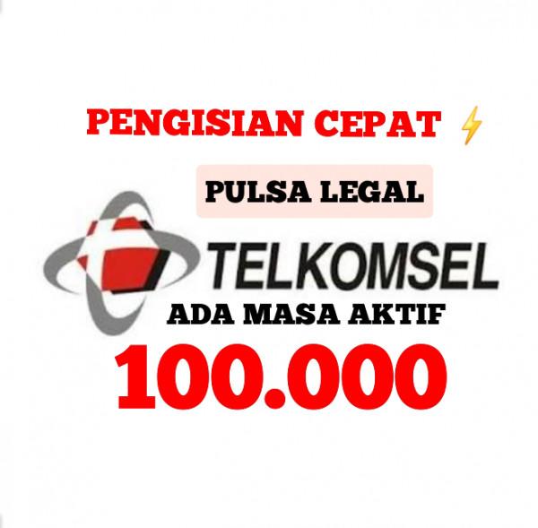 Pulsa Transfer 100000