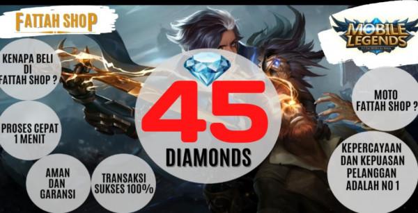 45 Diamonds