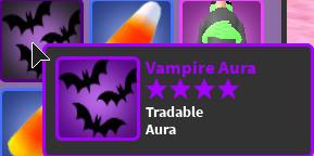 [LIMITED] Vampire Aura // Wolrd Zero