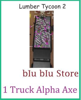 [PROMO 75%] 1 Truck alpha axe 50+