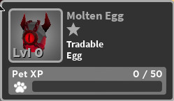 MOLTEN EGG // WORLD ZERO
