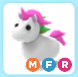Mega neon unicorn MFR
