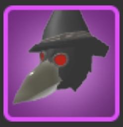Crow Mask(acc)-World Zero