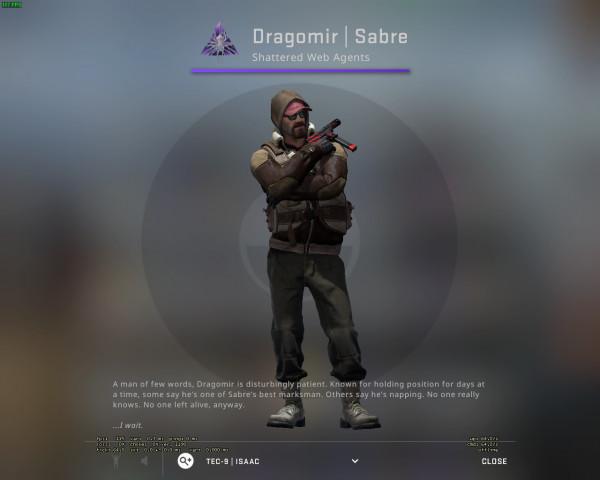 Dragomir | Sabre