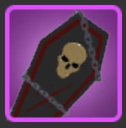 King coffin (acc)-World zero