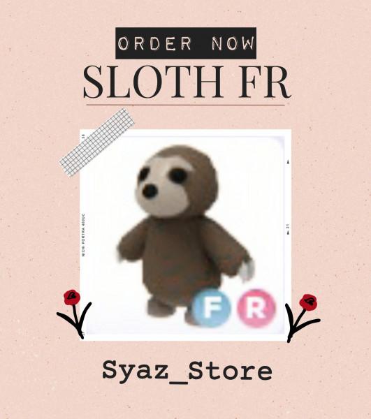 ROBLOX || Adopt Me Pet || Sloth FR || Legendary