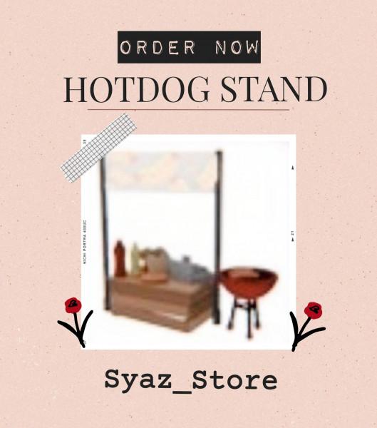 ROBLOX||Adopt Me Pet|| Paket Hotdog&Lemonade Stand