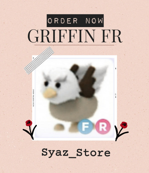 ROBLOX || Adopt Me Pet || Griffin FR || Legendary
