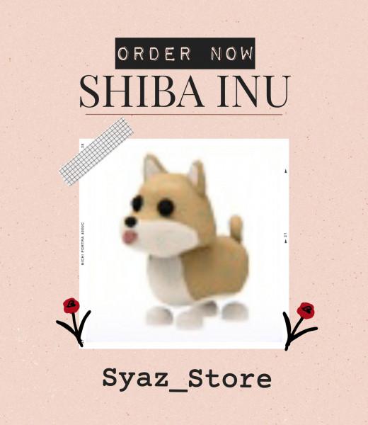 ROBLOX || Adopt Me Pet || Shiba Inu || Legendary