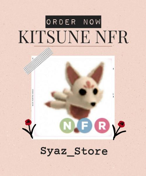 ROBLOX||Adopt Me Pet|| Random Kitsune || Legendary