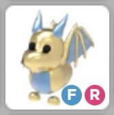 Golden Dragon FR - Adopt Me