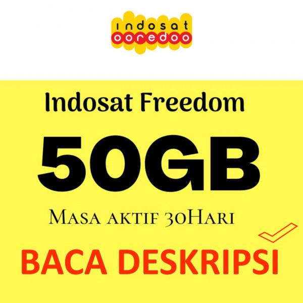 Freedom Internet 50GB