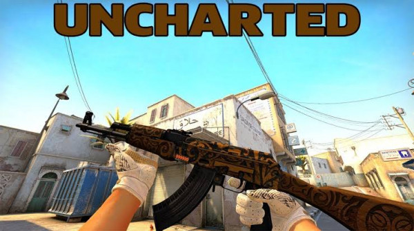 AK-47 | Uncharted (FT)