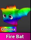 Fire Bat croma
