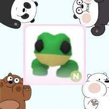 Frog N (Neon) - Adopt Me