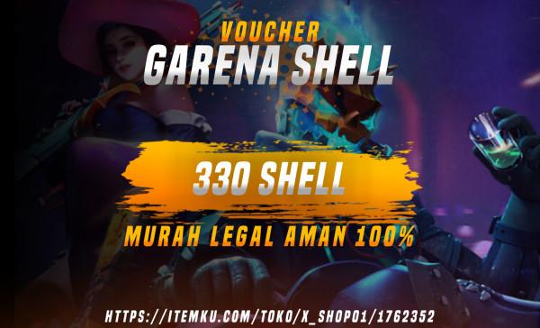 Garena Shell 330 Shells