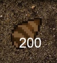 200 Dirt seed