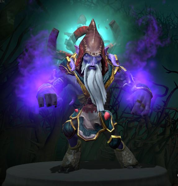 INFUSED Forgotten Tactician (Dark Seer Set)
