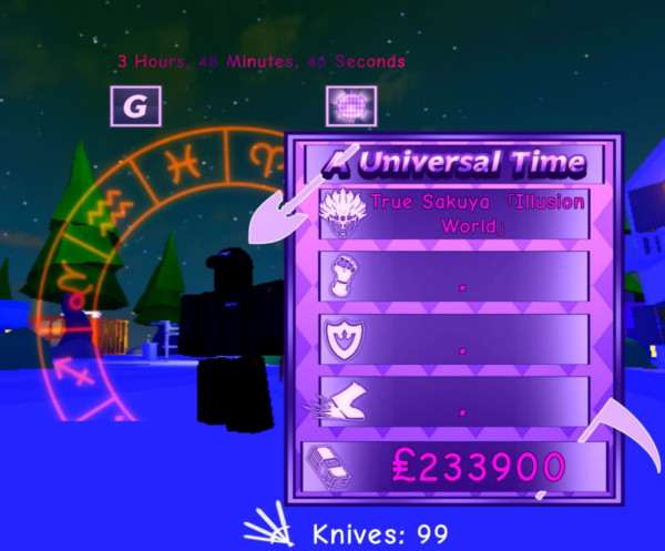Sakuya - A universal time