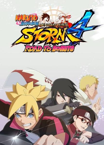 Naruto Ninja Storm 4 Road To Boruto
