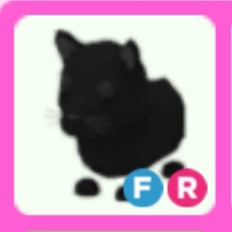 Black Panther FR (Fly/Ride) - Adopt Me